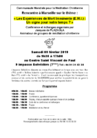Marseille Février 2019