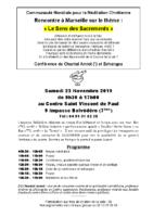 Marseille novembre 2019